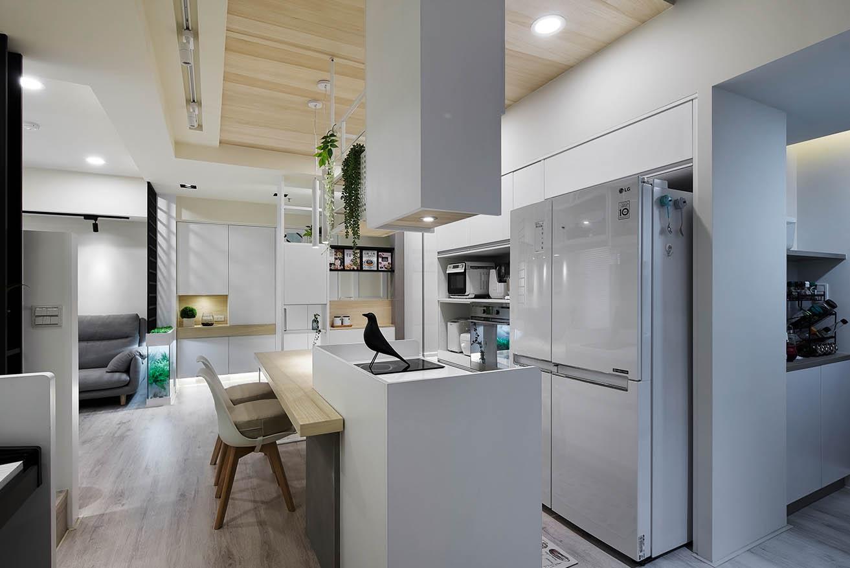 室內裝潢設計天花板分為哪些種類?