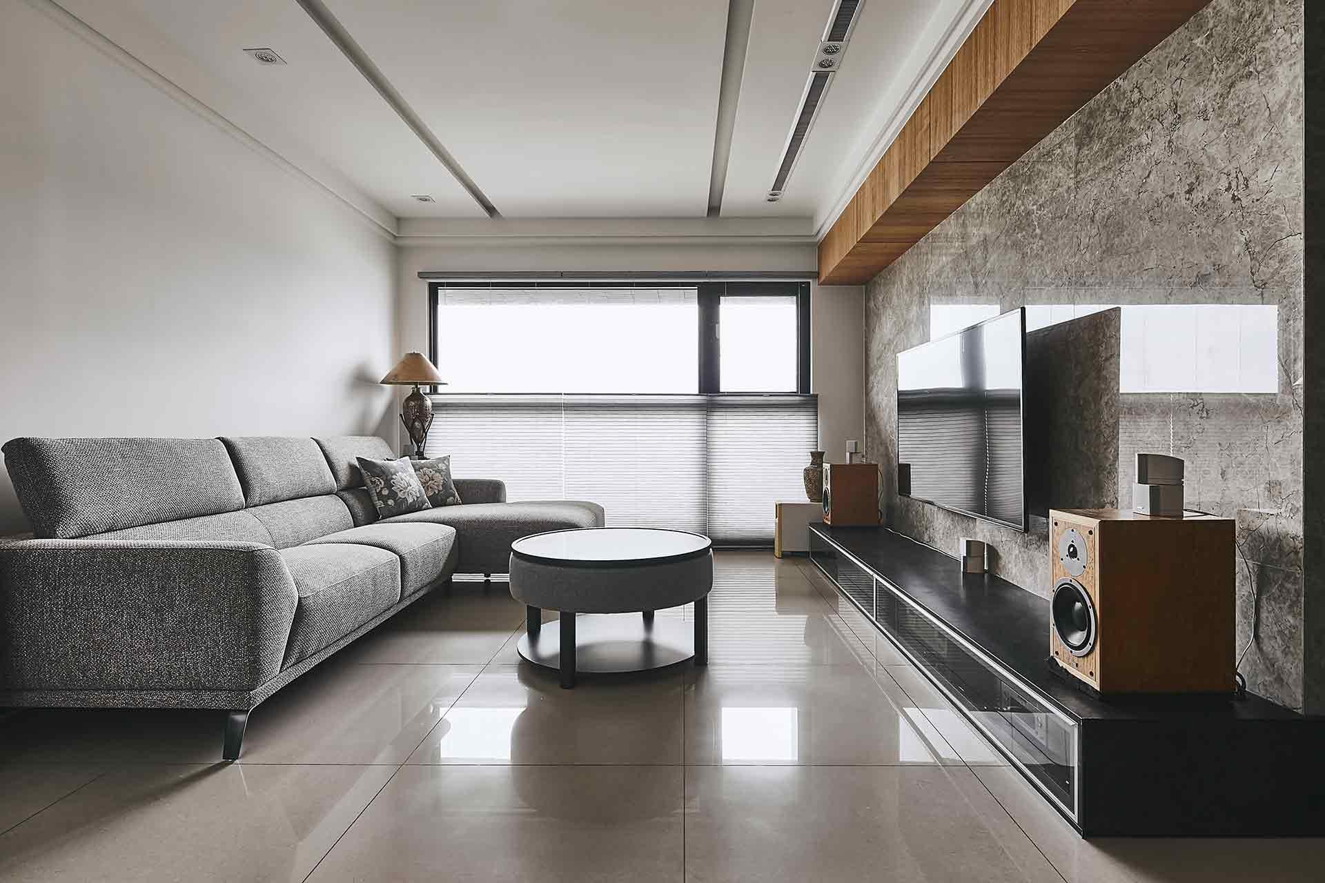 質感現代風特色風格宅,室內設計案例
