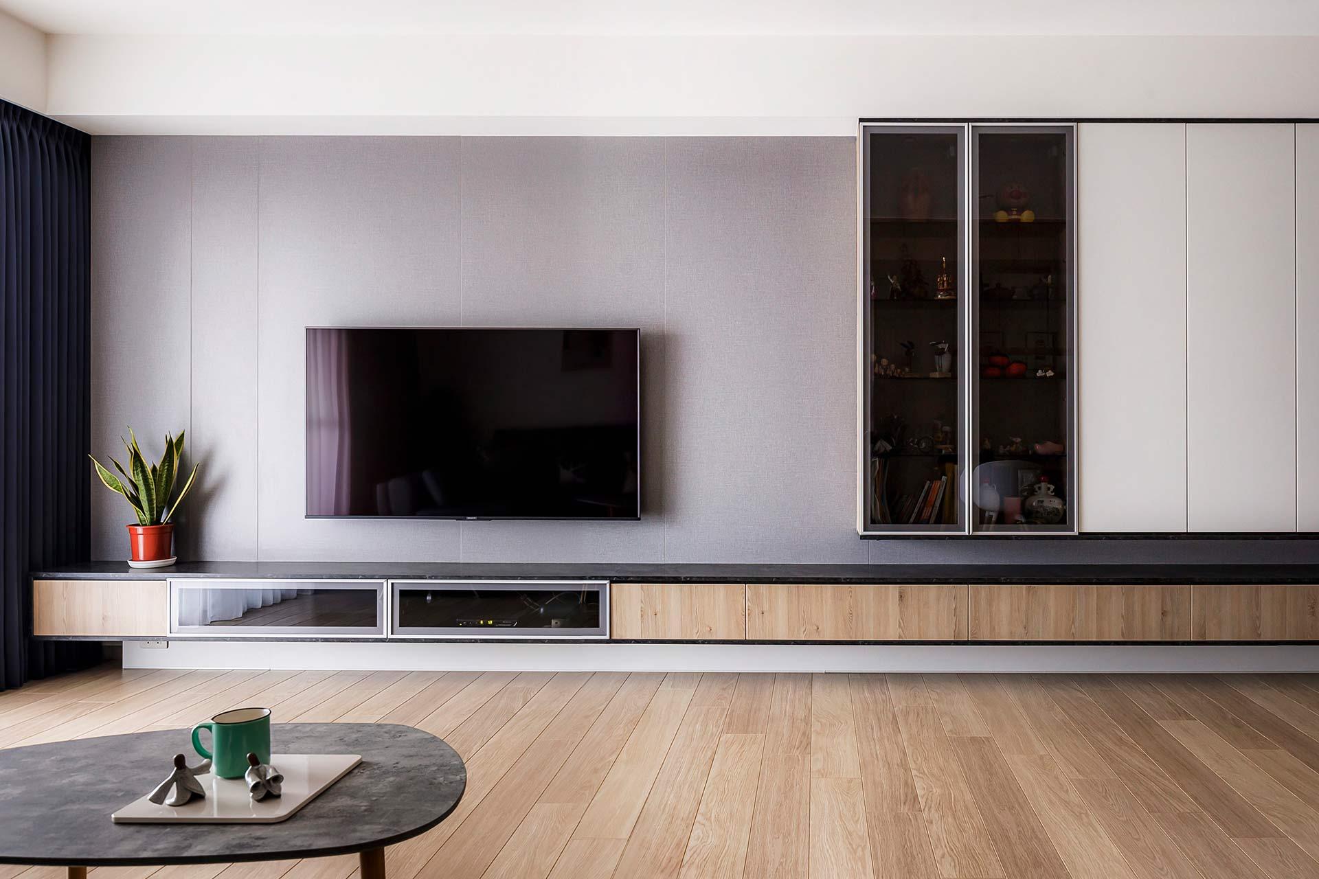 靜謐無印風沉穩而溫潤,室內設計案例