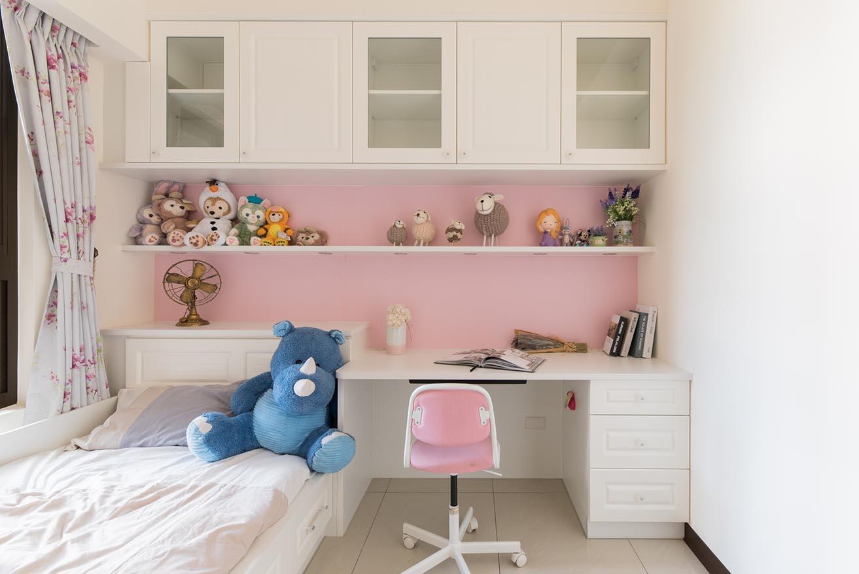 兒童房規劃