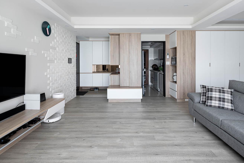 北歐風格北歐風格【地板設計】要點 搭配木地板質感提升