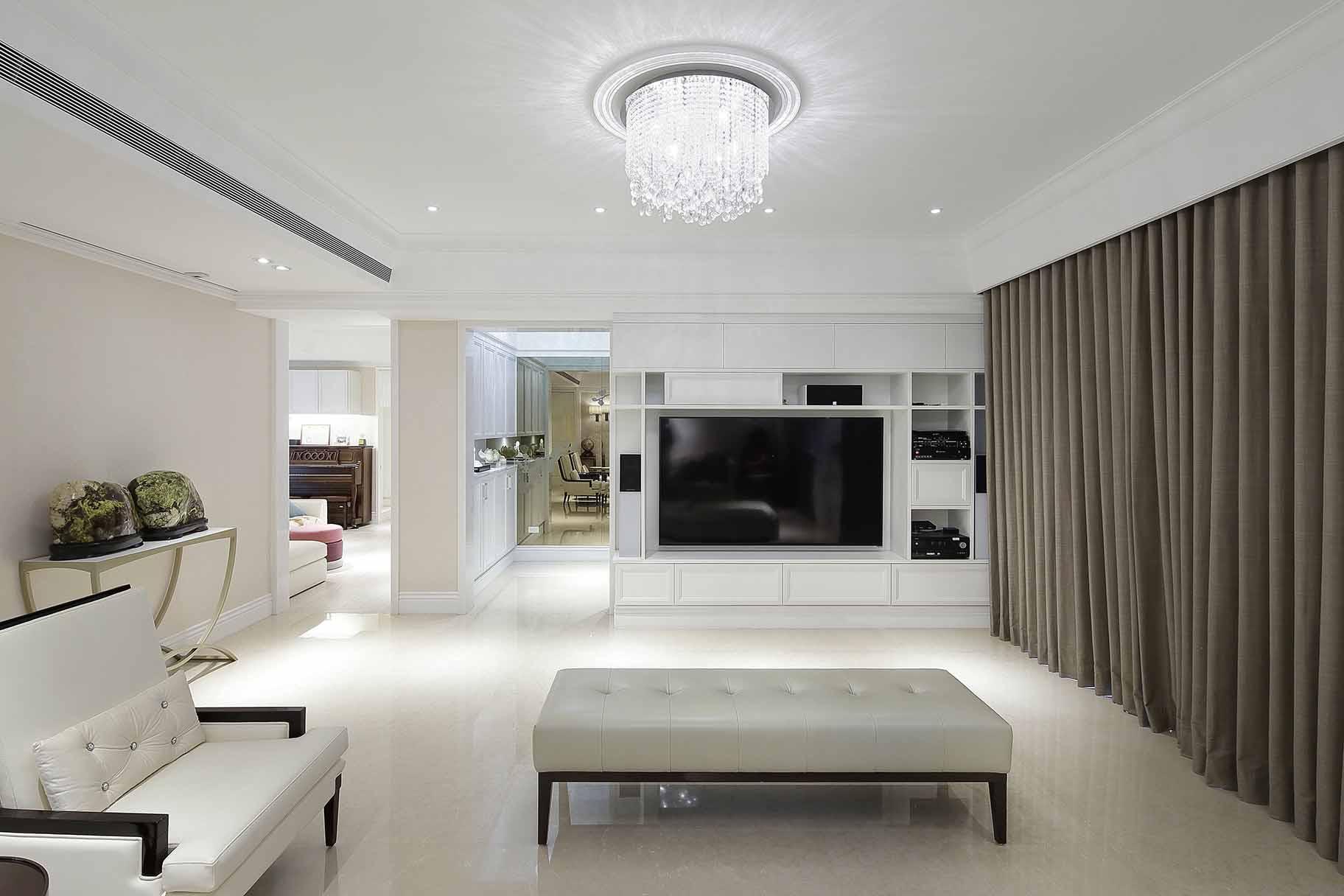 新古典風|古典輕奢宅