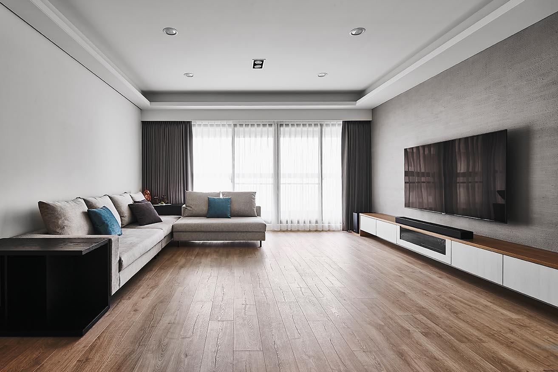 木質調日式風簡樸侘寂美學,室內設計案例